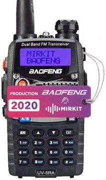 Baofeng UV-5RA handheld radio