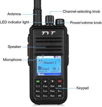 TYT MD-380 – DMR/Moto TRBO Ham Radio