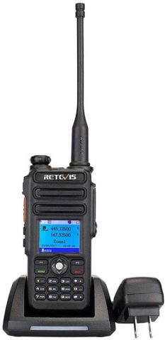 Retevis RT82 ham radio for beginners