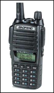 Baofeng UV-82HP ham radio