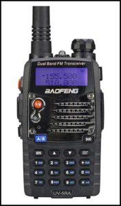 Baofeng UV-5RA Ham amateur radio