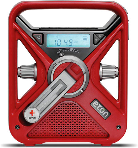 American Red Cross Weather Radio