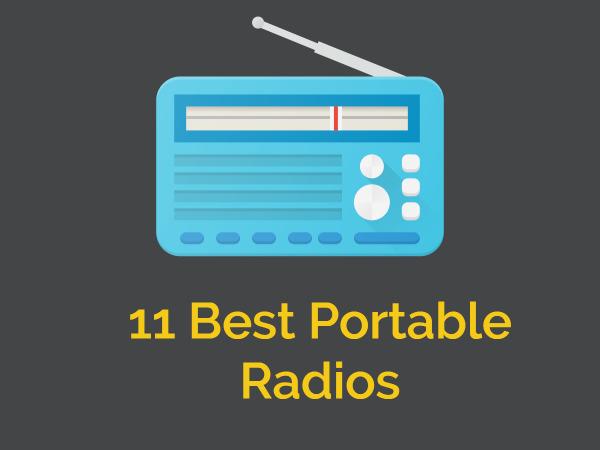 Best AM FM Portable Radios
