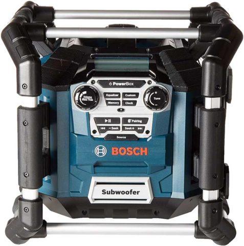 Bosch PB360C Jobsite radio Power Box