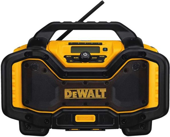 Dewalt 20V Max jobesite radio with bluetooth