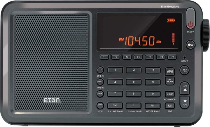 Eton Elite Executive-shortwave-radio-receiver