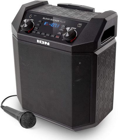 ION Block Rocker Plus - budget portable Radio
