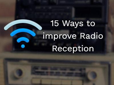 Improve Radio Reception