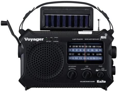 Kaito KA500-shortwave-radio