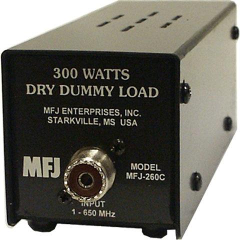 MFJ-260C – Compact CB Linear Amplifier
