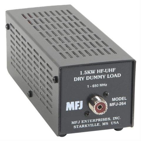 MFJ-264 CB Linear Radio Amplifier Review