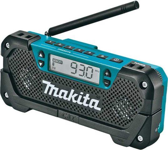 Makita RM02 pocket jobsite radio
