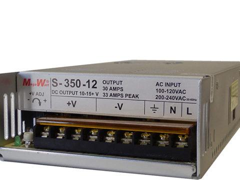 MegaWatt S-350-12 Linear Radio Amplifier
