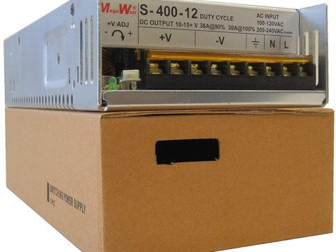 MegaWatt S-400-12 CB linear Amplifier