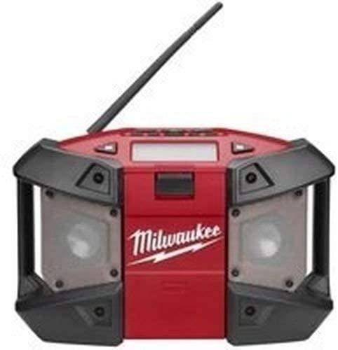 Milwaukee 2590-20 M12 small and sturdy jobsite radio