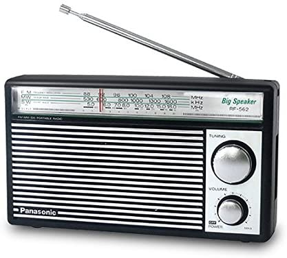 PANASONIC RF-562D-shortwave-radio