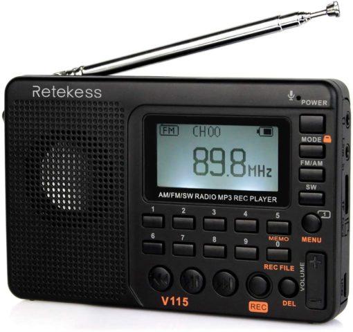 retekess-V115-radio