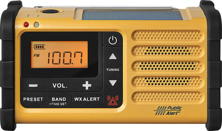 Sangean MMR-88 Weather+Alert Radio