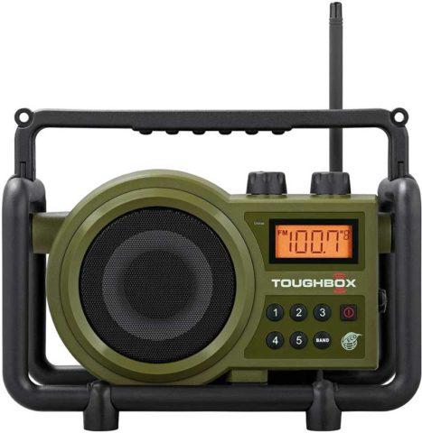 Sangean TB-100 jobsite radio