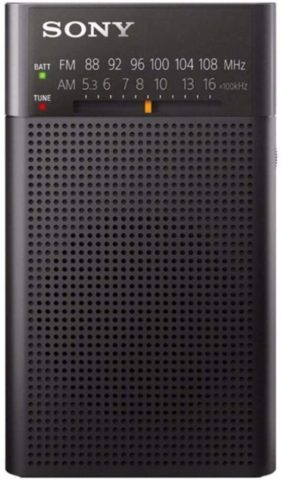 Sony ICFP26 – Compact AM/FM Radio