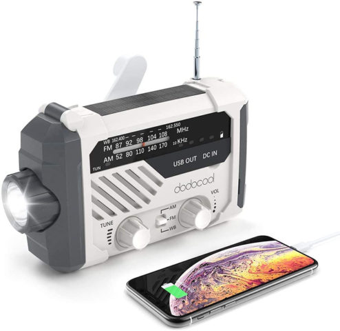 Dodocool Emergency Radio Review