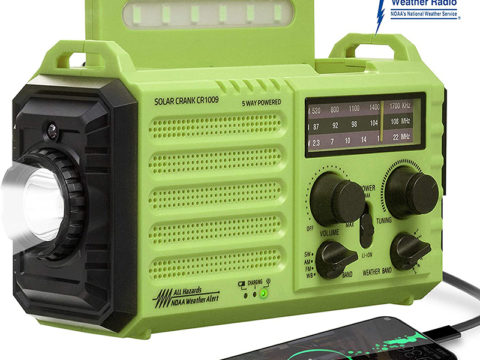 HOLABABY NOAA Weather Alert Radio