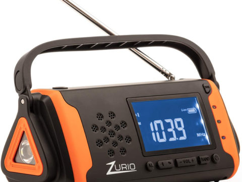 Zurio Emergency Radio Review and Ratings