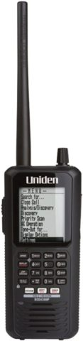 Uniden BCF436HP Police Scanner