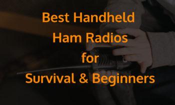Best Handheld Ham Radios