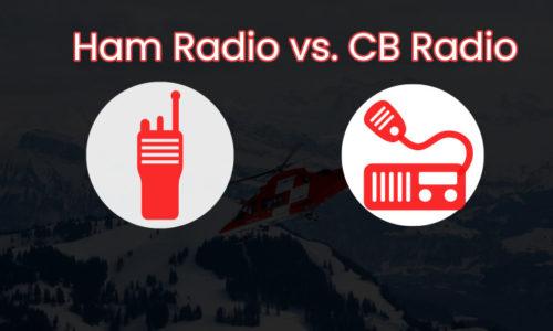 Ham Radio vs. CB Radio Differences