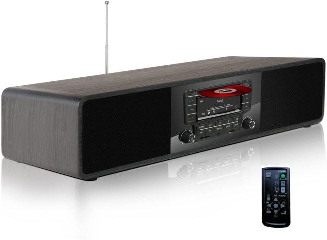 KEiiD Boombox AM-FM Radio