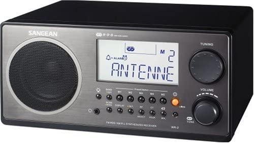 Sangean WR-2 tabletop radio