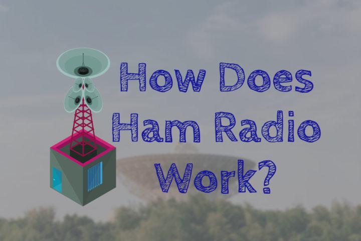 Ham Radios Working Principle