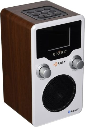 SPARC SHD-BT1 Bluetooth AM/FM Radio