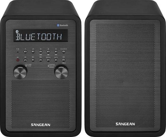 Sangean WR-50P tabletop radio
