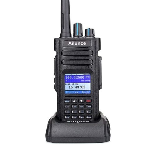 Ailunce HD1 DMR Radio Review
