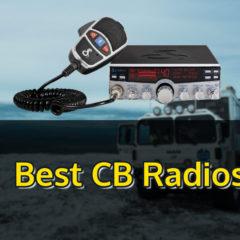 Best CB Radios : CB Radio Reviews