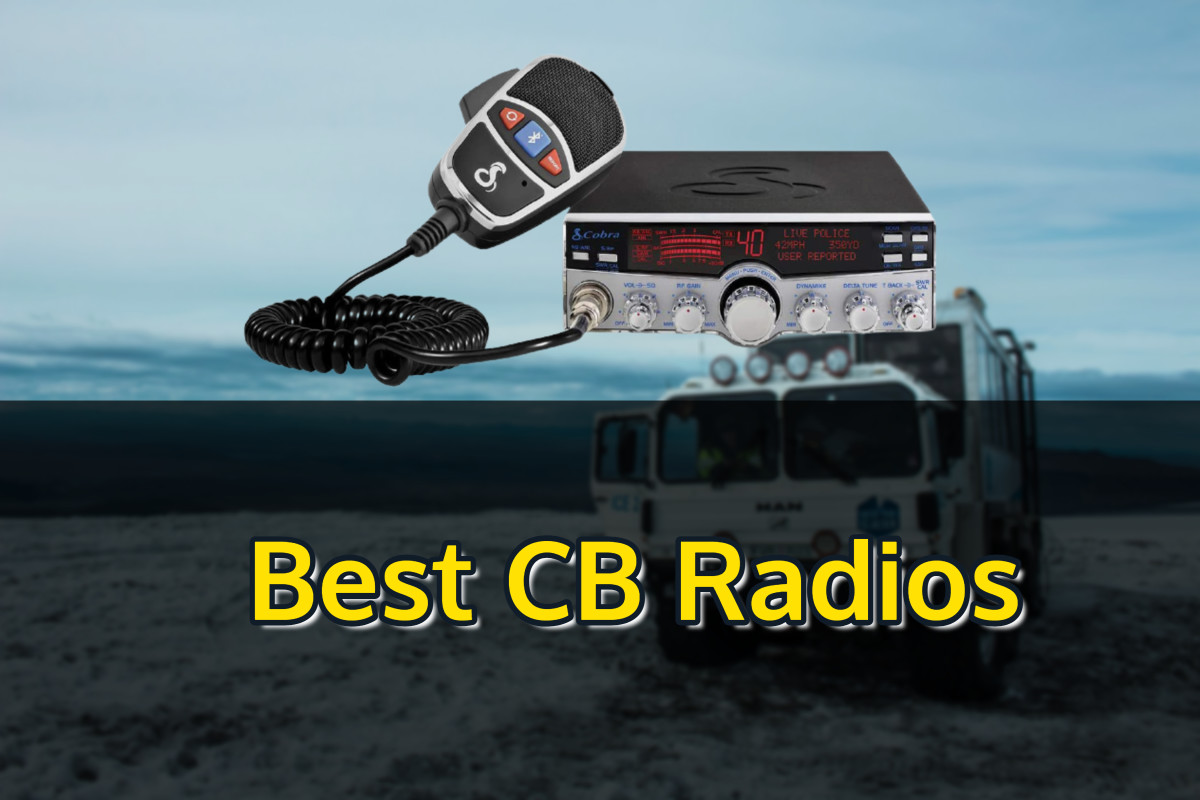 Best CB Radios : CB Radio Reviews