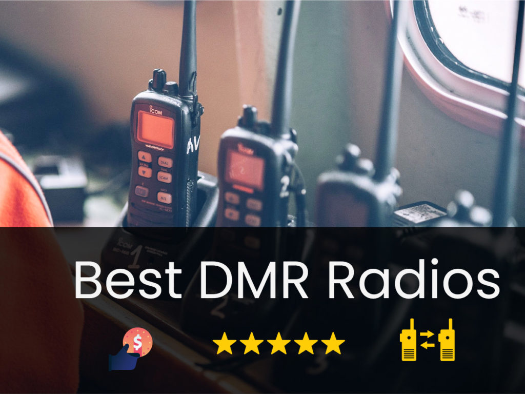 Best DMR Radios - Dual Band Mobile Radio