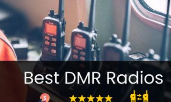 Best DMR Radios - Dual Band Mobile Radio