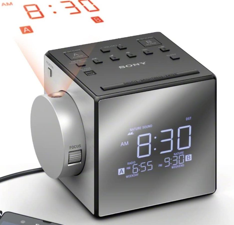 Sony ICFC1PJ - Best AM/FM Alarm Clock Radio